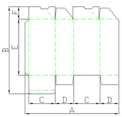 Folder-gluer-Brausse-TB1450-lock