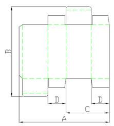 Folder-gluer-Brausse-TB1450